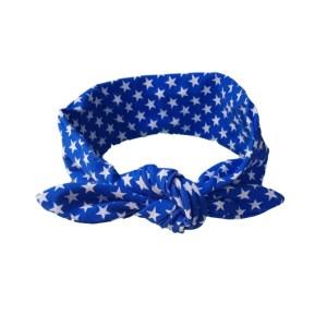 Bluestar Hair Wrap