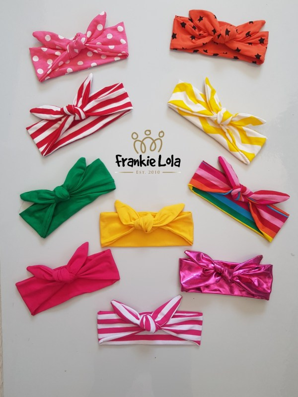 Frankie Lola Hair Wraps