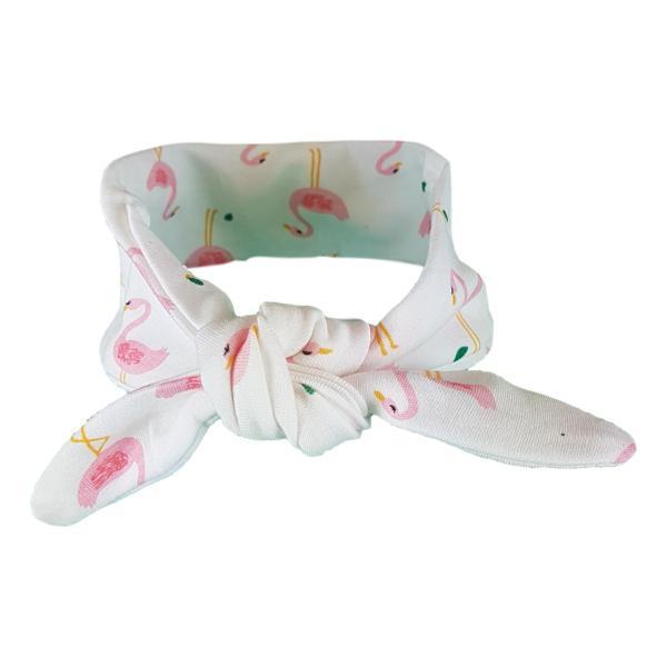 Flamingos Hair Wrap