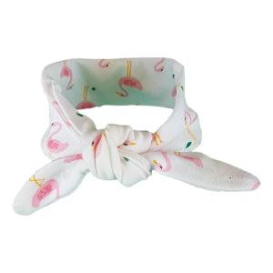 Flamingos Hair Wrap