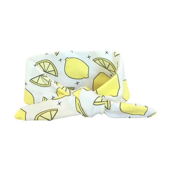 Lemons Hair Wrap