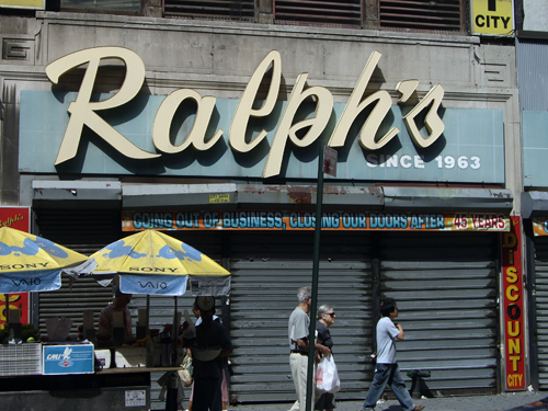 Ralph's of Chamber Street