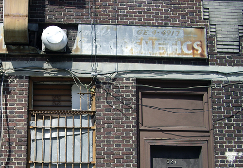 Newkirk Chemist - Newkirk Plaza, Brooklyn