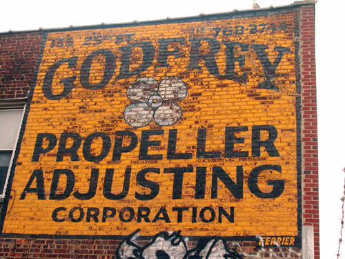 Godfrey Propeller