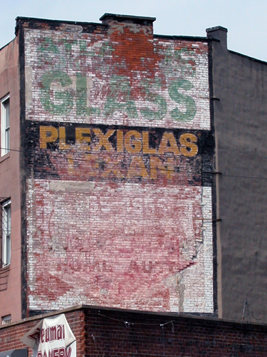 Plexiglass - Williamsburg
