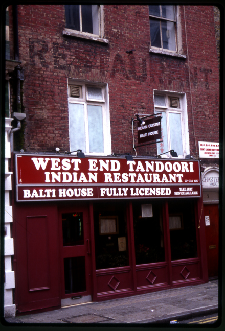 West End Tandoori