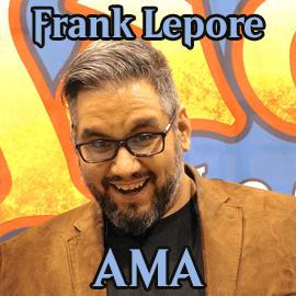 Frank Lepore AMA for The Magic Minute