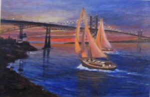 Sunrise Sail