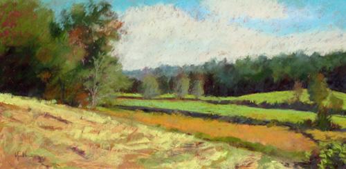 Layered Landscape
