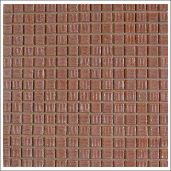 terra cotta cavalite glass tile h04