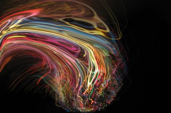 Spill - Colorful Artwork Franklin Arts