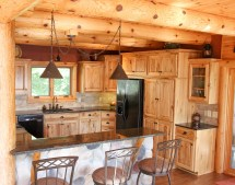 Lake Home Kitchen Cook Mn - Franklin Builders