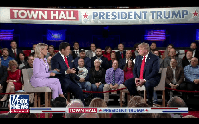 Trump Town Hall