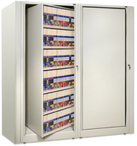 Rotary File Cabinet - Times 2, Times Two, X2 Rotating ...