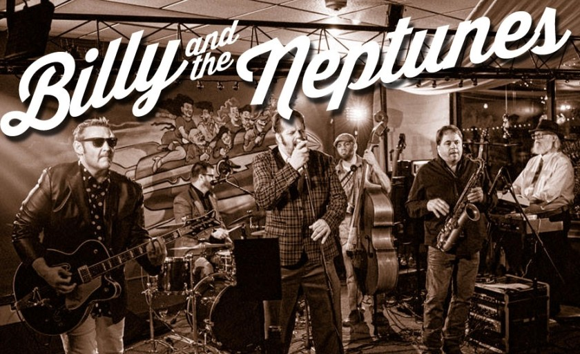Billy and the Neptunes playing live