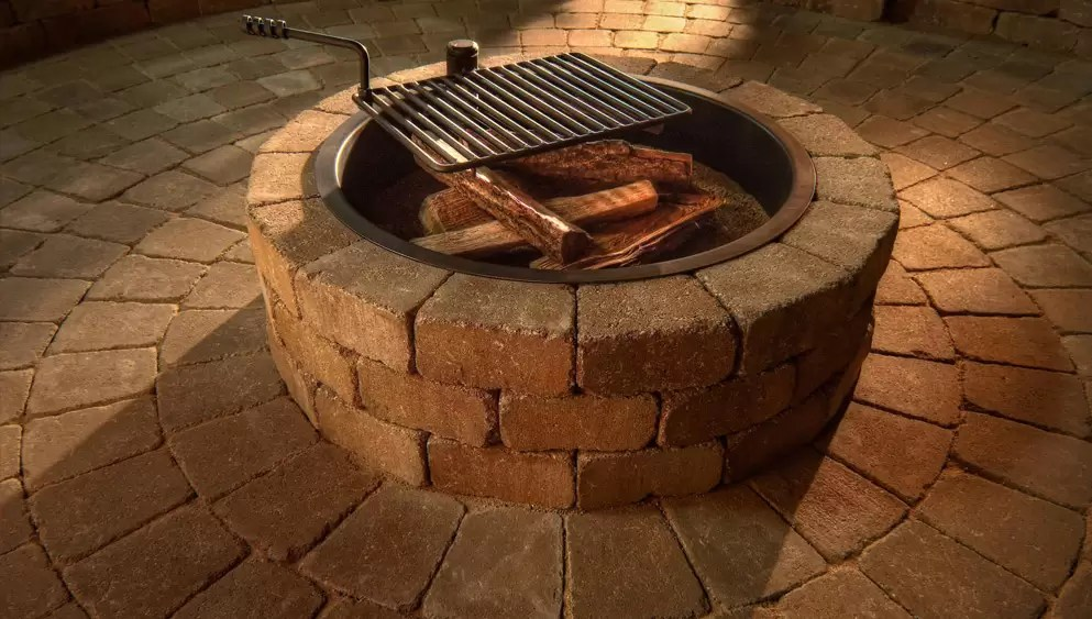 Fire Rings and Pits  Franklin Stone