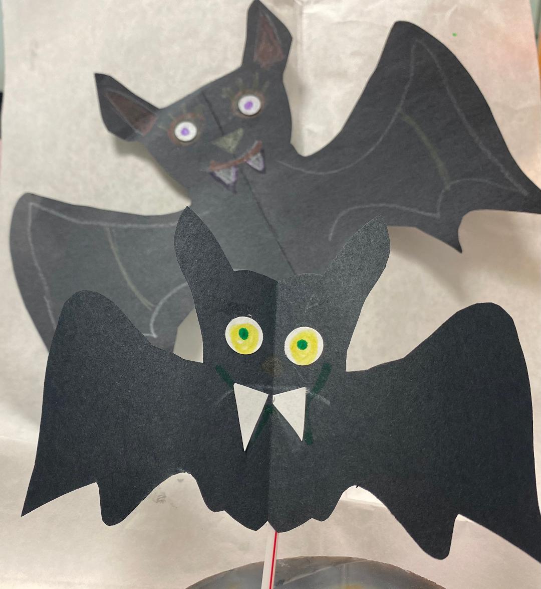 Weekend Fun: Flying Bats!
