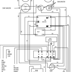 Single Phase Contactor Wiring Diagram 2004 Chrysler Sebring Convertible Radio Industrial Motor Control All Data Aim Manual Page 57 Motors And Controls Push Button Start Stop