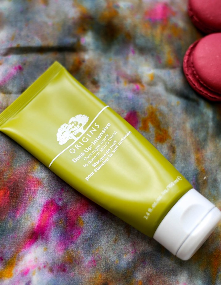 My Hydration Heroes for the Skin, Lips & Eyes   feat Origins Drink Up Intensive Overnight Mask