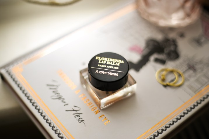 Some Fashion & Beauty Finds from &Other Stories- feat &Other Stories Floribunda lip balm