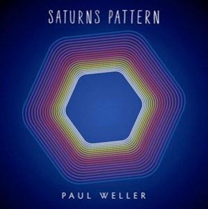 Saturns Pattern Album Cover