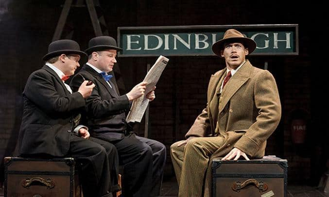 The 39 Steps Tour