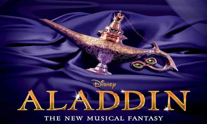 ALADDIN THE MUSICAL