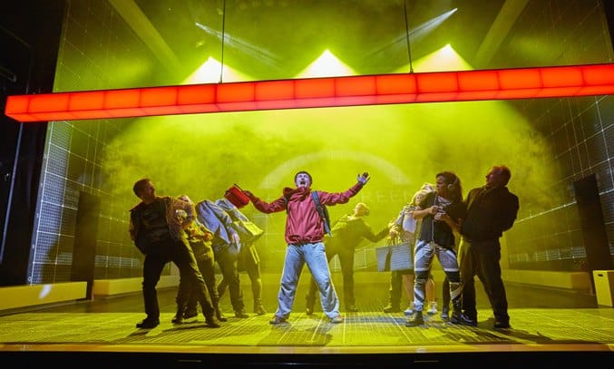 THE CURIOUS INCIDENT OF THE DOG IN THE NIGHT-TIME UK TOUR