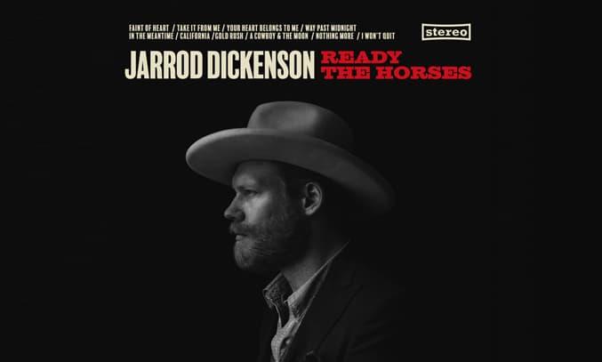 Jarrod Dickenson READY THE HORSES