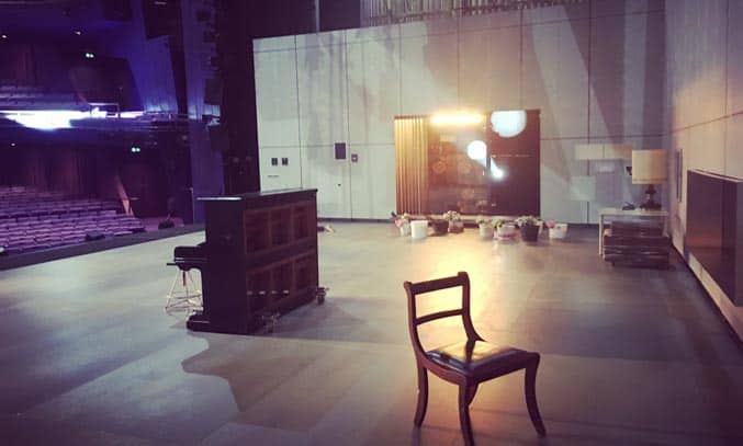 Behind the Scenes of HEDDA GABLER