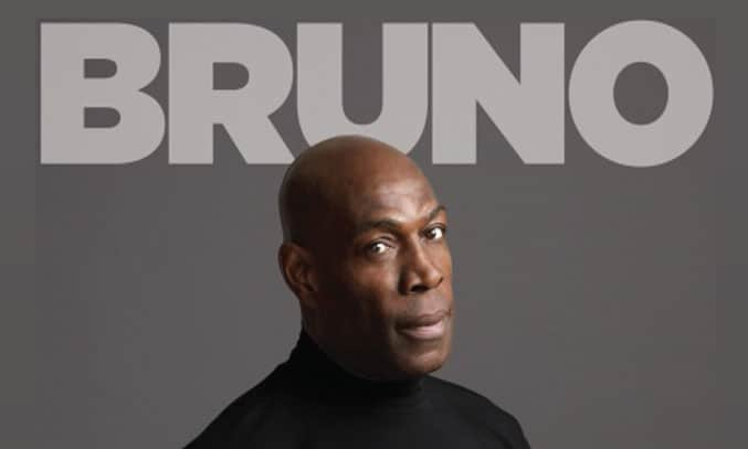 Frank Bruno LET ME BE FRANK