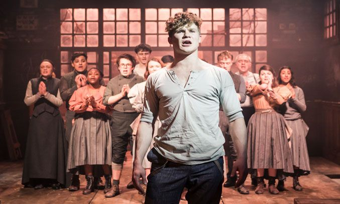 Darragh Cowley & Full Company of SPRING AWAKENING