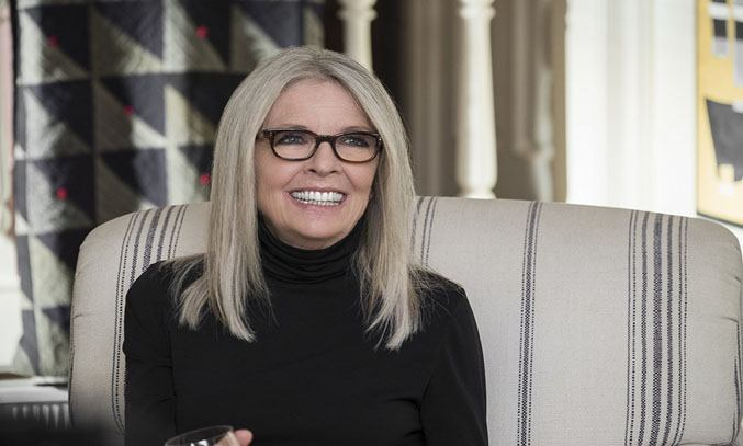 Diane Keaton in BOOK CLUB.