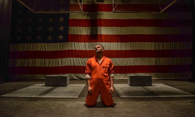Danny Solomon as Angel Cruz in Jesus Hopped the 'A' Train