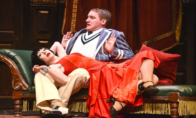 THE PLAY THAT GOES WRONG UK Tour 2018