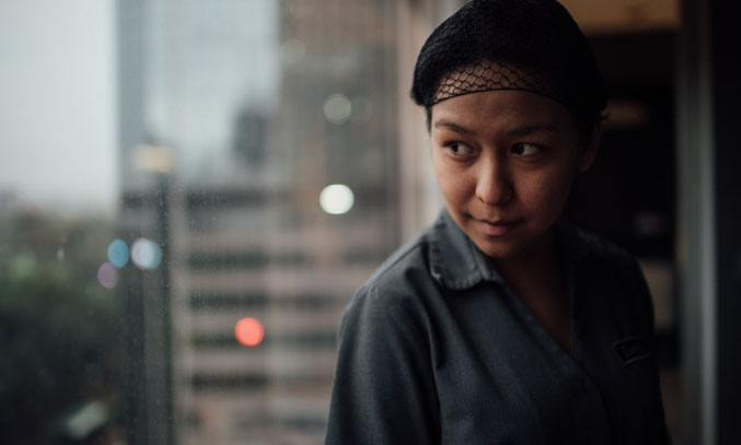 THE CHAMBERMAID Film Still