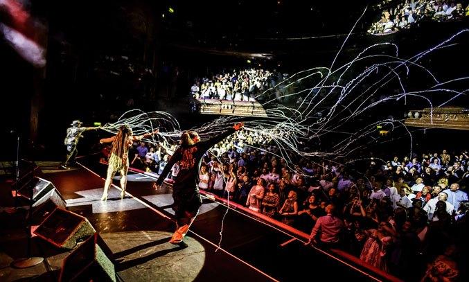 Shalamar UK Tour 2018