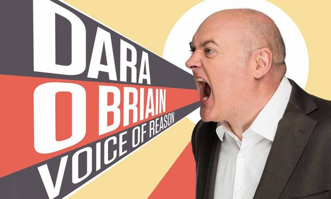 Dara OBriain Voice of Reason