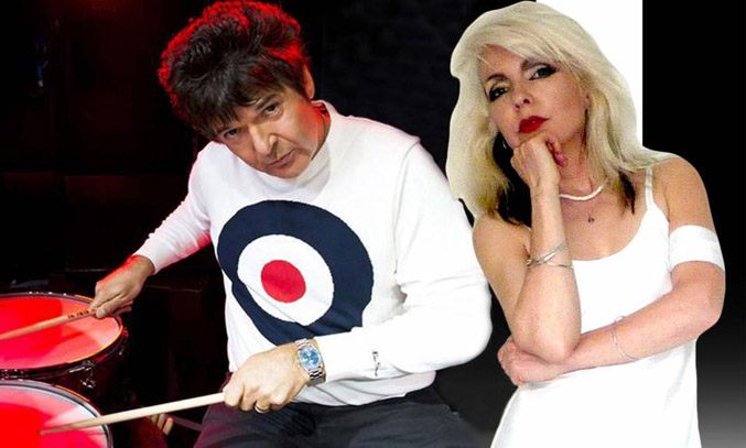 Clem Burke & Bootleg Blondie play Parallel Lines