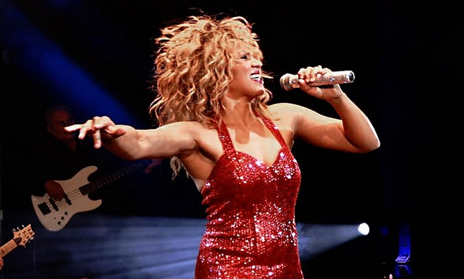 WHATS LOVE GOT TO DO WITH IT - ELESHA PAUL MOSES AS TINA TURNER