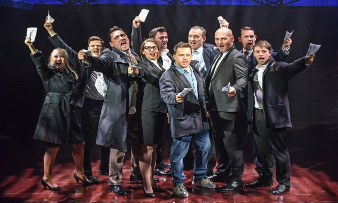 BLOOD BROTHERS UK Tour 2019