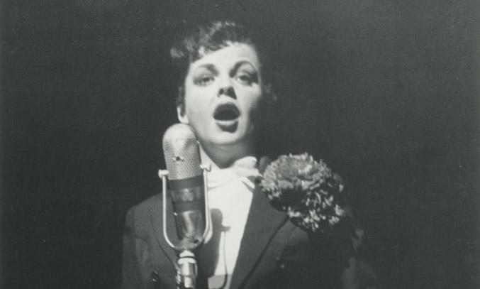 Judy Garland in SID & JUDY