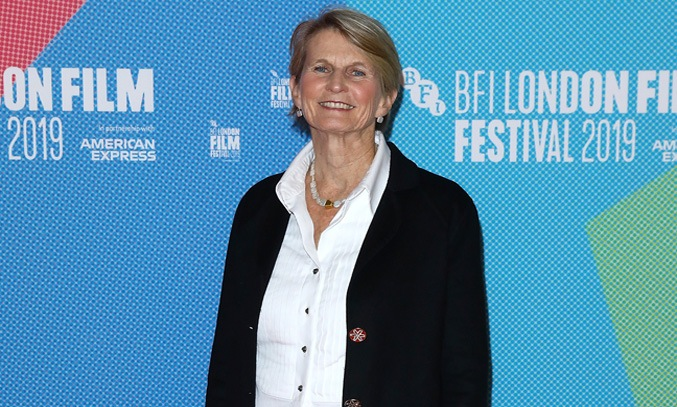 Midge Costin at the BFI London Film Festival