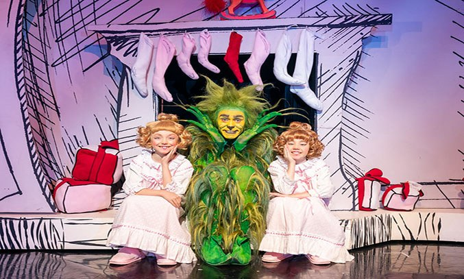 Theatre Review: Dr Seuss' HOW THE GRINCH STOLE CHRISTMAS The