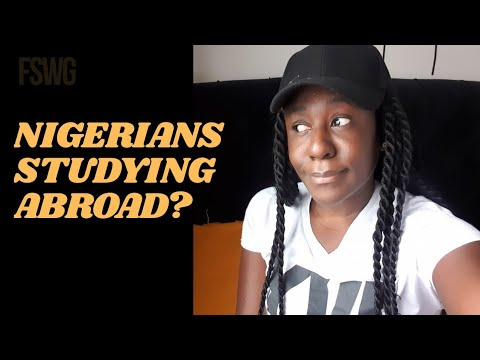 5 TOP REASONS NIGERIANS STUDENTS STUDY ABROAD