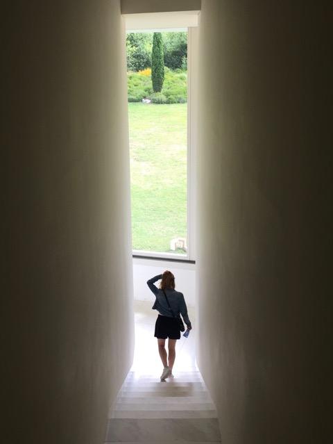 Innenansicht, Serralves Museum