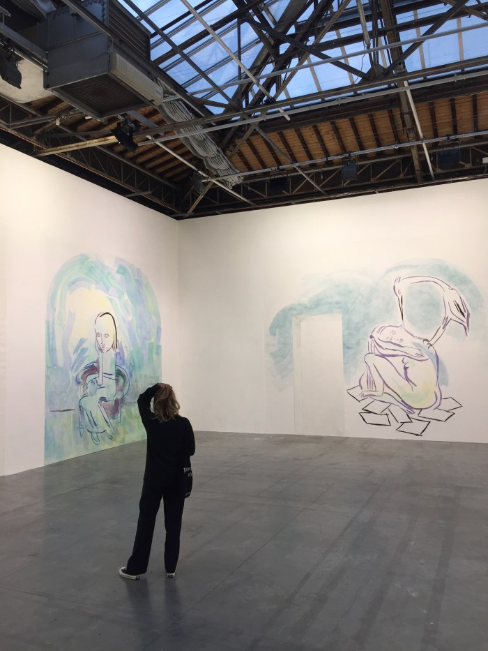 Camille Henrot, Days are Dogs, Palais de Tokyo, Installation view, Photo: franklyyours, Paris 2017