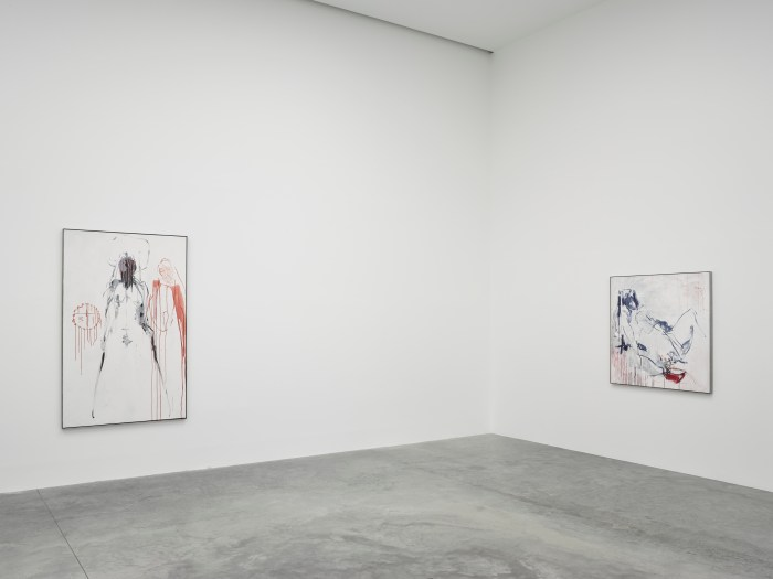 Tracey Emin 'A Fortnight of Tears', White Cube Bermondsey 6 February - 7 April 2019 © Tracey Emin. All rights reserved, DACS 2017. Photo © White Cube (Ollie Hammick)