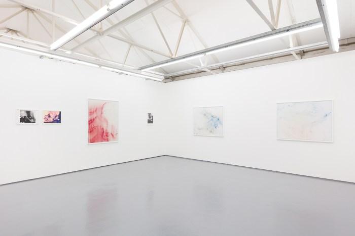 WOLFGANG TILLMANS exhibition view Maureen Paley, London 2019 © Wolfgang Tillmans, courtesy Maureen Paley, London