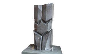 sculptuur van springstone